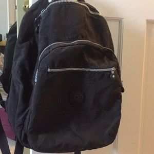 Lightly Used Kipling Backpack